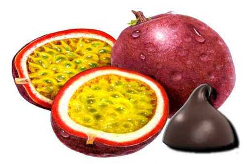 chocolate passion fruit