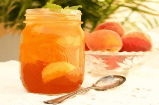 Peach Tea e Liquid