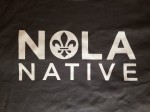 nola native shirt